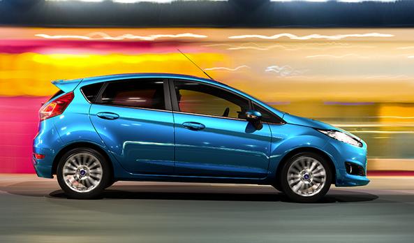 Fiesta 5 cửa 1.0L AT Sport+