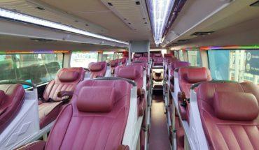 VF140: Xe Open Bus Khởi Hành Từ Sài Gòn đi Mũi Né, Nha Trang, Đà Lạt, Phan Thiết