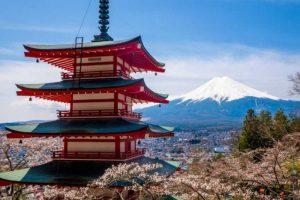 Du lịch Nhật Bản mùa lá đỏ – Núi Phú Sĩ – Thủ đô Tokyo (Từ Đà Nẵng)