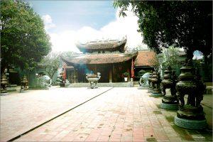 [Bắc Ninh] Du Lịch Đền Đô – Đền Chúa Bà Kho– Chùa Bút Tháp