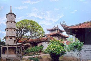[ Bắc Ninh] Du Lịch Đền Bà Chúa Kho-Chùa Dâu-Chùa Bút Tháp