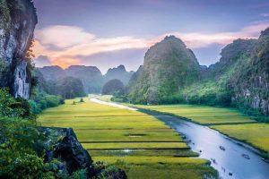 [Ninh Bình] Du Lịch Hoa Lư -Tam Cốc- Hang Múa