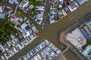 Sóc Trăng: Chợ nổi Ngã Năm – Nét văn hóa miền Tây sông nước