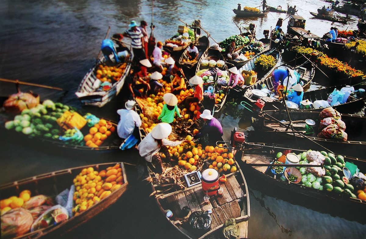 Sài Gòn – Cái Bè – Vĩnh Long – Sài Gòn